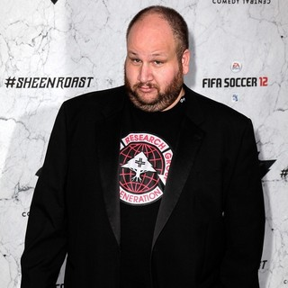 Stephen Kramer Glickman in Comedy Central Roast of Charlie Sheen - Arrivals