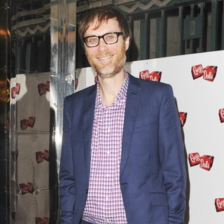 Stephen Merchant in Guys and Dolls Press Night