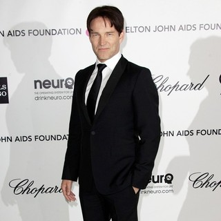 Stephen Moyer in The 20th Annual Elton John AIDS Foundation's Oscar Viewing Party - Arrivals