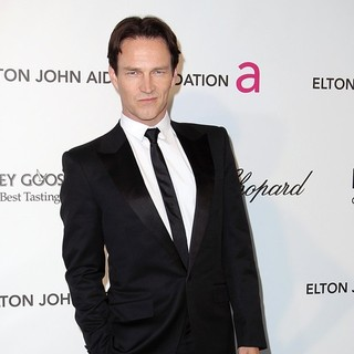 Stephen Moyer in 21st Annual Elton John AIDS Foundation's Oscar Viewing Party