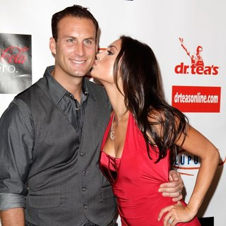 Andrew Stern, Katie Cleary in Get Lucky for Lupus LA!