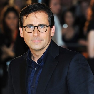 Steve Carell in Despicable Me - UK Film Premiere