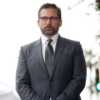 Steve Carell - Steve Carell Honored with Star on The Hollywood Walk of Fame