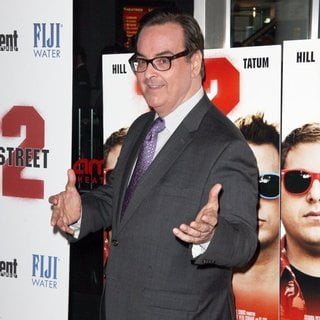 Steve Higgins in New York Premiere of 22 Jump Street