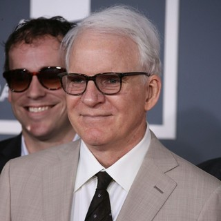 Steve Martin in 54th Annual GRAMMY Awards - Arrivals