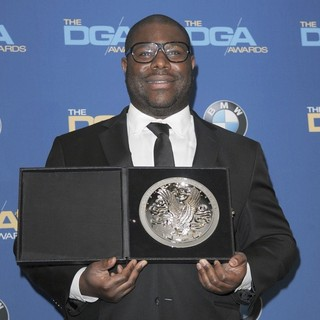 Steve McQueen in The 66th Annual DGA Awards - Press Room