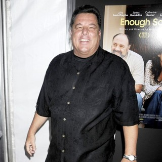 New York Screening of Enough Said - Red Carpet Arrivals - steve-schirripa-screening-enough-said-01