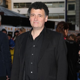 Steven Moffat in The UK Film Premiere of The Adventures of Tintin: The Secret of the Unicorn - Arrivals