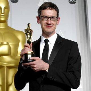 Steven Price in The 86th Annual Oscars - Press Room