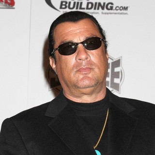 Steven Seagal in The 2013 Fighters Only World Mixed Martial Arts Awards