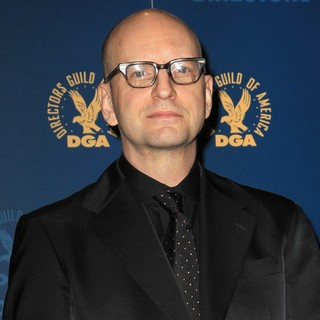 Steven Soderbergh in 65th Annual Directors Guild of America Awards - Press Room