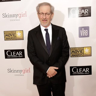 Steven Spielberg in 18th Annual Critics' Choice Movie Awards