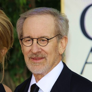 Steven Spielberg in 70th Annual Golden Globe Awards - Arrivals