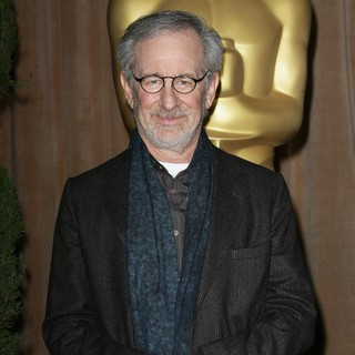 Steven Spielberg in 85th Academy Awards Nominees Luncheon