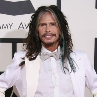Steven Tyler in The 56th Annual GRAMMY Awards - Arrivals