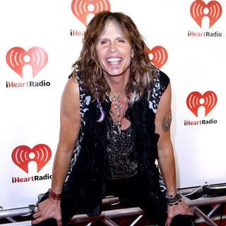 Steven Tyler in iHeartRadio Music Festival - Day 2