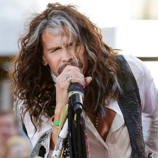 Steven Tyler Performs on NBC's The Today Show