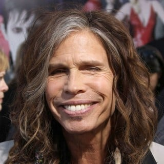 Steven Tyler in Dark Shadows Premiere