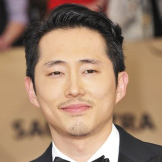 Steven Yeun in 23rd Annual Screen Actors Guild Awards - Arrivals