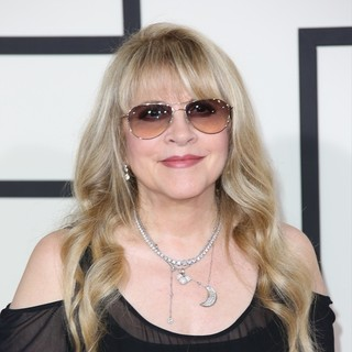 Stevie Nicks in The 56th Annual GRAMMY Awards - Arrivals
