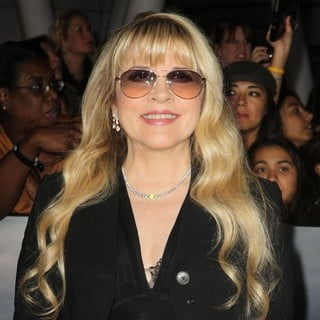 Stevie Nicks in The Premiere of The Twilight Saga's Breaking Dawn Part II