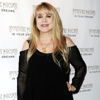 Stevie Nicks in Stevie Nicks: In Your Dreams U.K. Film Premiere - Arrivals