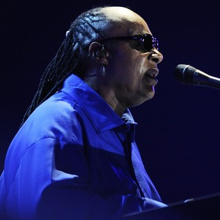 Stevie Wonder Performing Live