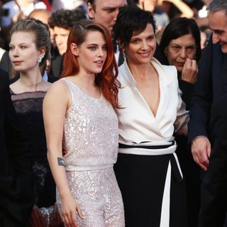 The 67th Annual Cannes Film Festival - Clouds of Sils Maria - Premiere Arrivals