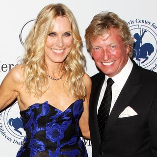 Alana Stewart, Nigel Lythgoe in 2014 Carousel of Hope Ball Presented by Mercedes-Benz - Arrivals