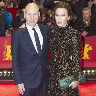 Patrick Stewart, Sunny Ozell-67th International Berlin Film Festival - Logan - Premiere