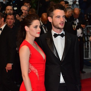 Kristen Stewart, Tom Sturridge in Cosmopolis Premiere - During The 65th Annual Cannes Film Festival