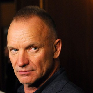 Sting in The 2012 Concert for The Rainforest Fund Afterparty - Arrivals