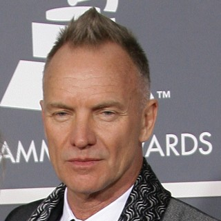 Sting in 55th Annual GRAMMY Awards - Arrivals