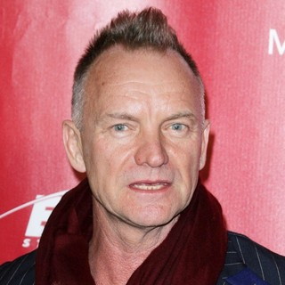 Sting in The 55th Annual GRAMMY Awards - MusiCares Person of The Year Honoring Bruce Springsteen - Arrivals