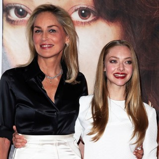 Sharon Stone, Amanda Seyfried in VIP Screening of Lovelace Hosted by Planet Hollywood Resort and Casino Las Vegas - Arrivals