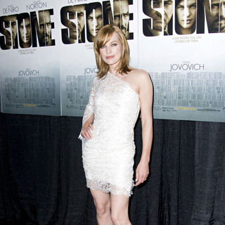 New York Premiere of 'Stone' - Arrivals