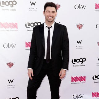 Stuart O'Keeffe in LOGO's 2012 NewNowNext Awards
