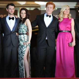 On the Road Premiere - During The 65th Cannes Film Festival - sturridge-stewart-morgan-dunst-65th-cannes-film-festival-01