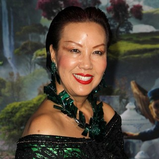 Sue Wong in Oz: The Great and Powerful - Los Angeles Premiere - Arrivals