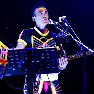 Sufjan Stevens in Sufjan Stevens Performing Live at The Royal Festival Hall