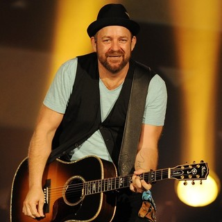Kristian Bush, Sugarland in Sugarland Perform During The In Your Hands Tour