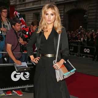 Suki Waterhouse in The GQ Men of The Year Awards 2012 - Arrivals