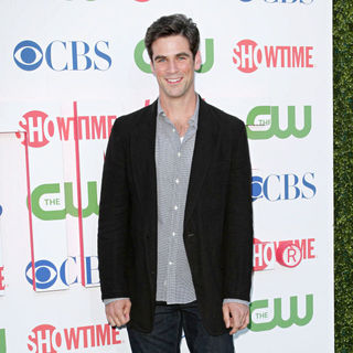 Eddie Cahill in 2010 CBS, CW, Showtime Summer Press Tour Party