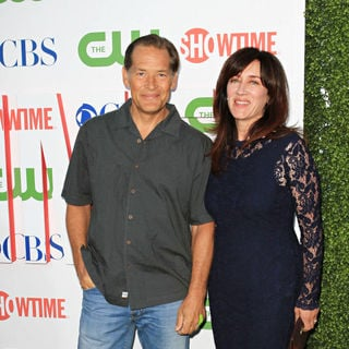 James Remar in 2010 CBS, CW, Showtime Summer Press Tour Party