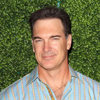 Patrick Warburton in 2010 CBS, CW, Showtime Summer Press Tour Party