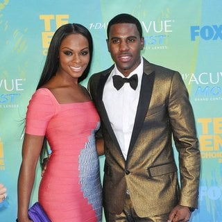 Tika Sumpter, Jason Derulo in 2011 Teen Choice Awards