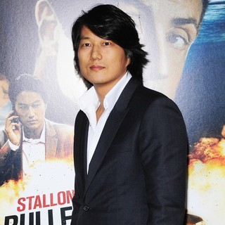 Sung Kang in New York Premiere of Bullet to the Head