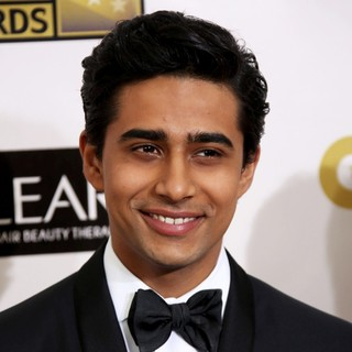 Suraj Sharma in 18th Annual Critics' Choice Movie Awards