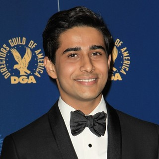 Suraj Sharma in 65th Annual Directors Guild of America Awards - Press Room