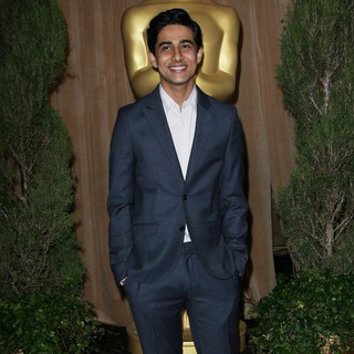 Suraj Sharma in 85th Academy Awards Nominees Luncheon